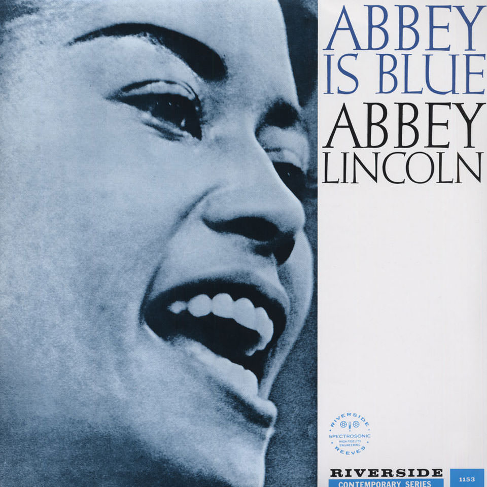 Abbey Lincoln ‎– Abbey Is Blue
