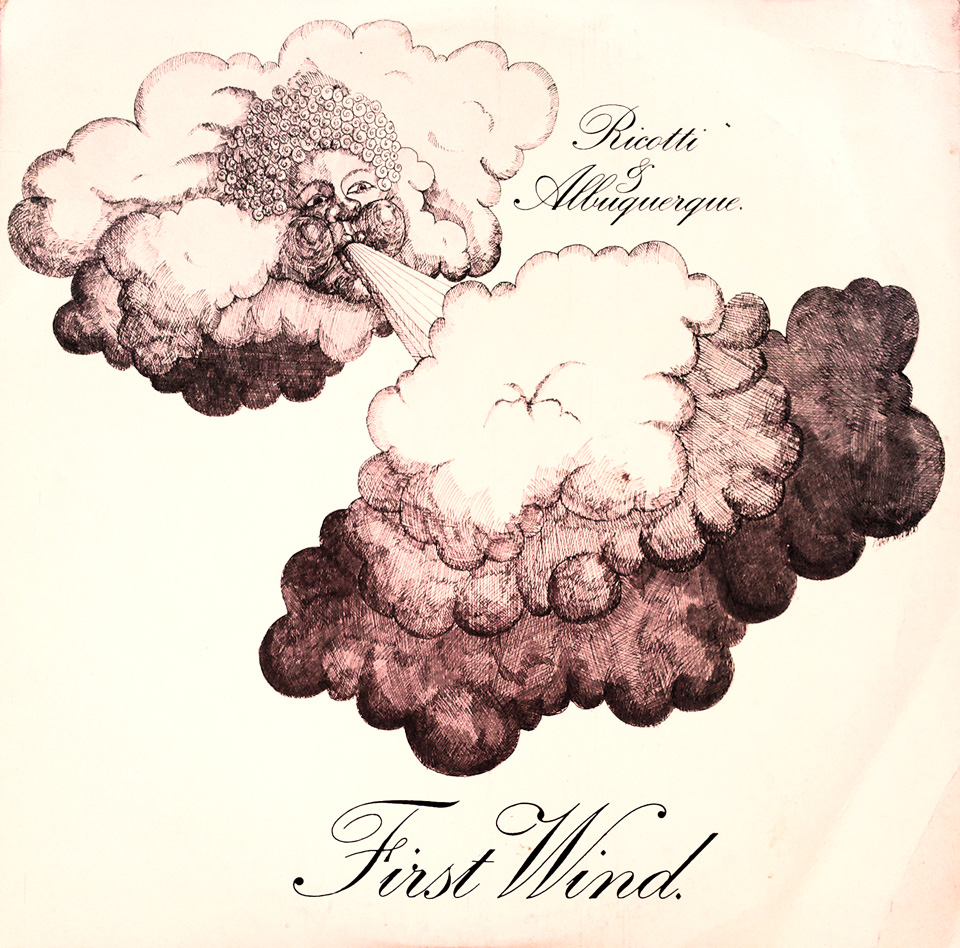 Ricotti & Albuquerque - First Wind (1971)